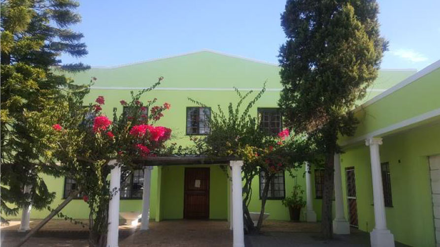 Gallery Blommeland Educare Entrance