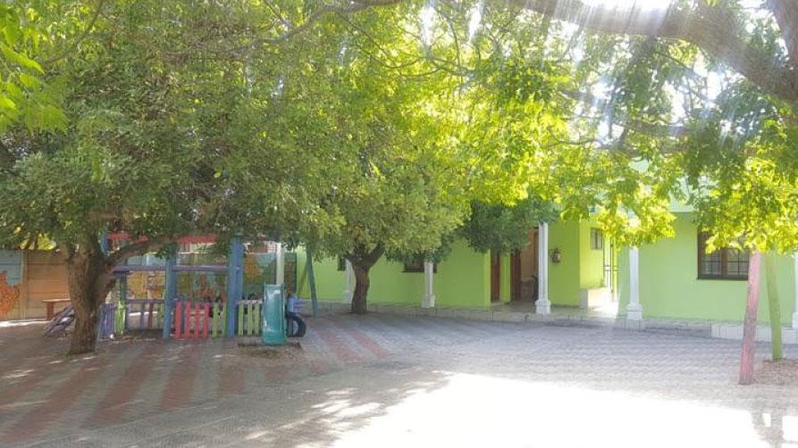 Gallery Blommeland Educare Play area